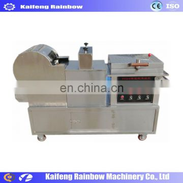 Professional Good Feedback Squid Ring Cutting Machine/ Squid Rings Slicing Machine, Fish Cutting Machine