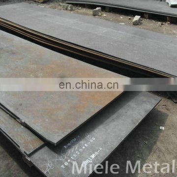 ASTM A36 S355j2 n S275jr Hot Rolled Mild Carbon Steel Plate