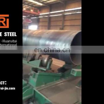 22 inch*10mm carbon steel pipe, ssaw spiral welded steel pipe price