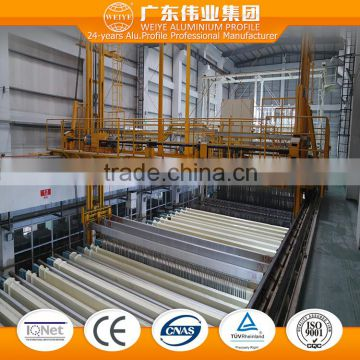 China manufactuter modern door designs for houses aluminium bi fold ...