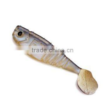 High Quality 80mm 4g Soft Plastic Fishing Lure