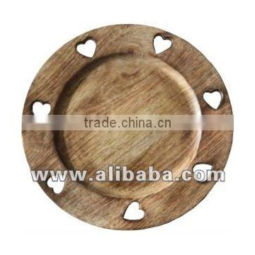 Wooden Charger Plate,Charger Plates