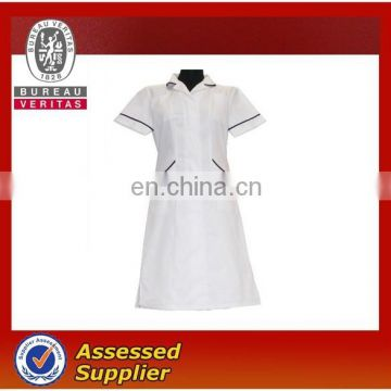 Nurse white uniforms