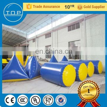 Popular inflatable airsoft bunker cheap bunkers paintball fields for sale made in China