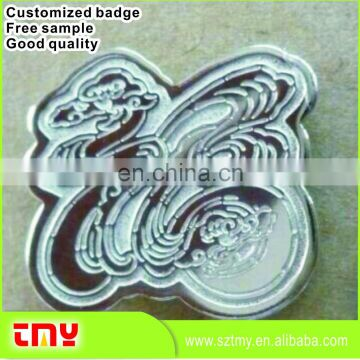 Hot Sale High Quality Cheap Price Airplane Badge Manufacturer From China