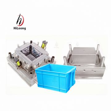 taizhou quality plastic crate mould for export