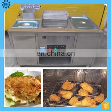 Factory Price Automatic Frying Chicken Machine