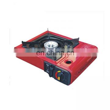 cooking travel gas stove for camping equipment