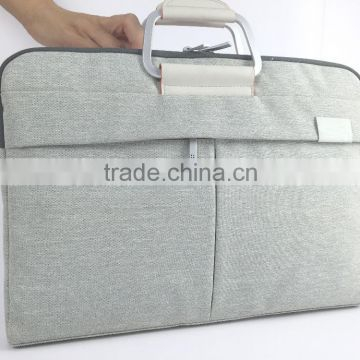 Minimalism portable laptop messenger bag nylon laptop bag                                                                         Quality Choice