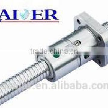SFU1610 rolled ball screw precision acme threaded rod and nuts                                                                         Quality Choice