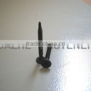 Phillips bugle head drywall drilling screws