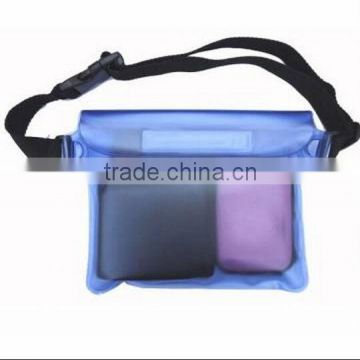 Swimming Bag / Diving Waterproof Waist Bag / phone waterproof dry bag