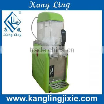 1 tank slushy machine with high quality and hot sale