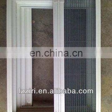 Yantai Rocky high quality best price 3mm 4mm 5mm 6mm exterior glass louver window and door