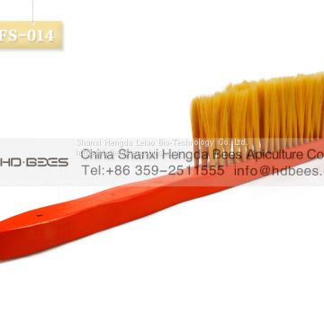 HD-BEES beekeeping tools HDFS-014 Solid Wood bee brush