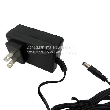 21v 1a ac dc power adapter with UL CUL TUV CE FCC ROHS CB SAA C-tick 3 years warranty