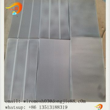 low price round hole perforated metal sheet producer