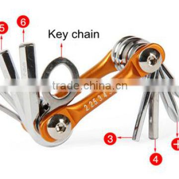 SAHOO Portable Mountain Bicycle Repair Tool Set wholesale