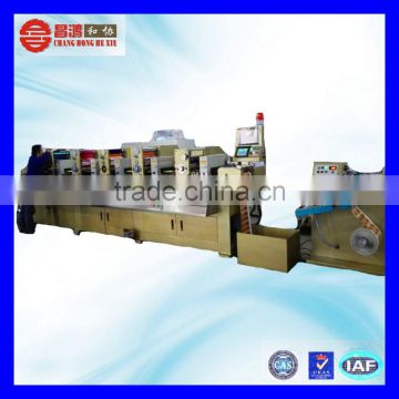 CH-300 on sale high speed roll BOPP hologram label sticker printing machine