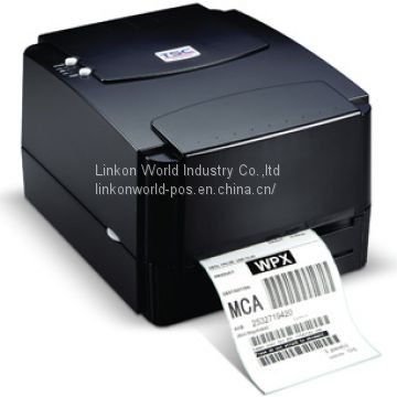 TSC TTP244pro desktop thermal transfer label printers