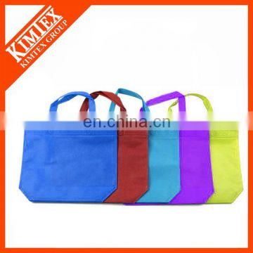 Printed foldable made custom reusable shopping bag