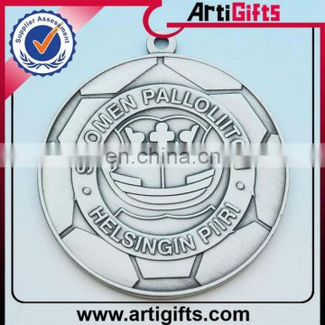 Customized logo metal old sports medals