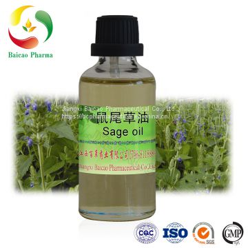 OEM/ODM Supply High Purity Clary Sage Essential Oil sage oil
