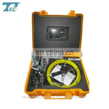 Professional Underwater Pipeline Duct Sewer Sewage Pipe Inspection Camera TEC-Z710DK
