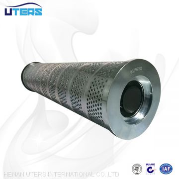 UTERS Replace of PALL  Hydraulic Oil Filter Element HC9601FDP16H HC9601FCP16Z  accept custom