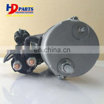 Diesel Engine Parts D2366 Starter Motor 39MT 24V 9.0KW 11T 65.26201-7074A