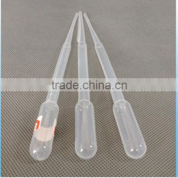 4ml plastic dropper dropper disposable medical laboratory sample sampling tube large quantity