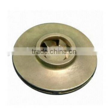 Stainless Steelprecise casting Impeller with Zinc Plating