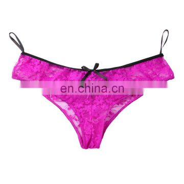 Latest Stylish Knickers Sexy Panty Sets Ladies Thong Underwear Lingerie