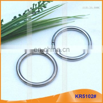 Inner size 33mm Metal Buckles, Metal regulator KR5102