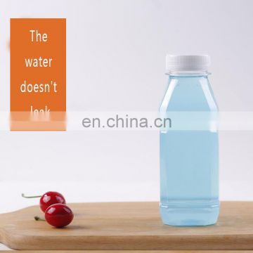 Pet bottle new product wholesale plastic 250ml 350 ml beverage bottle