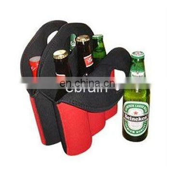 Promotional 6 beer bottle coolers
