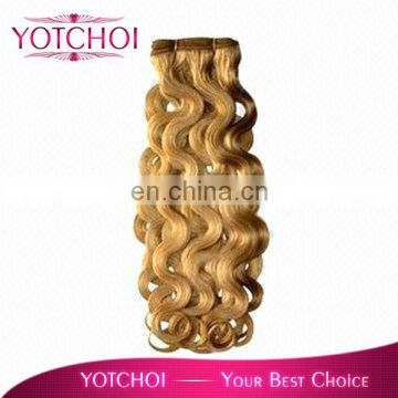 Hot !!! italian wave 100% Peruvian virgin human hair weft /weaving real remy extension best quality