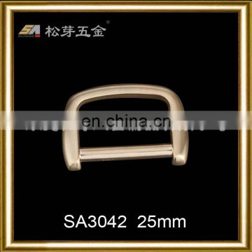High End Fancy Luggage Suitcase Accessories metal D ring