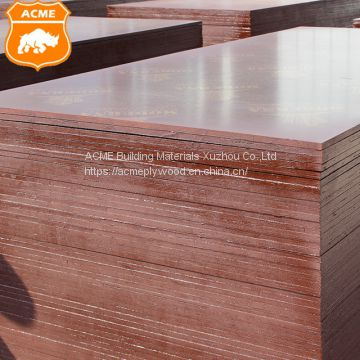 18mm Black Marine Plywood From China