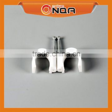 Electric Cable Wire Hammer Nail Wall Clip Plastic Nail Hook Cable ...