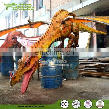 Hot Sale Mechanical Colorful Dragon
