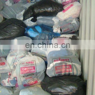 Second hand clothes and shoes (door to door), cash for clothes