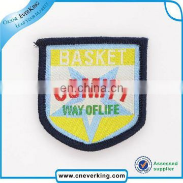 Durable Cheap custom embroidery badge wholesales