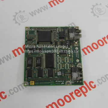 3BSE009724R1 ABB Email:mrplc@mooreplc.com 3BSE009724R1