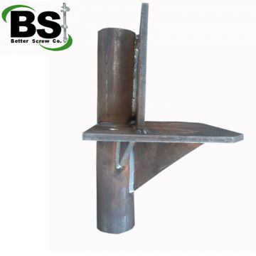 New Construction Brackets for 1-1/2'' Helical Piers