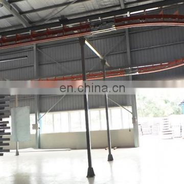 Full Automatic Powder Coating Line Equipment / Powder Coating Spraying Machine