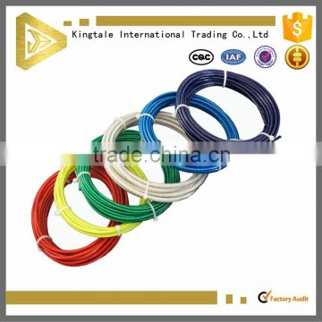 Multistrand Flexible Copper Wire PVC Coated Cable Multi-core Flexible Cable Electric Copper Wire Cable