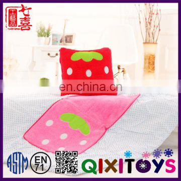 Softextile Double Layer stuffed fire resistant blanket wholesale price