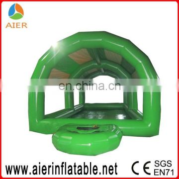 Large inflatable pool, large inflatable adult swimming pool, rectangular inflatable swimming pool,