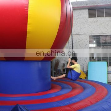 inflatable playground swing air trampoline amusement rides